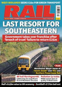 Rail – October 06, 2021