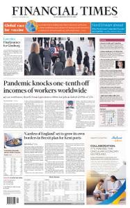 Financial Times Europe - September 24, 2020