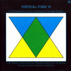 George Russell - Vertical Form VI (1981)