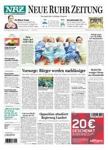 NRZ Neue Ruhr Zeitung Essen-Postausgabe - 16. November 2017
