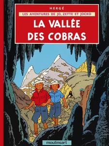 Jo, Zette et Jocko - Tome 5 - La Vallees Cobras