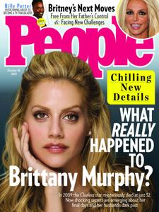 People USA - October 18, 2021