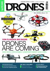 Drones – März 2019