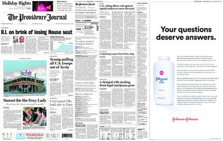 The Providence Journal – December 20, 2018