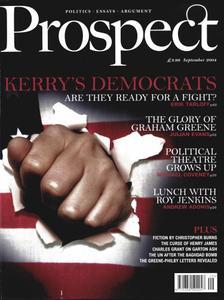 Prospect Magazine - September 2004