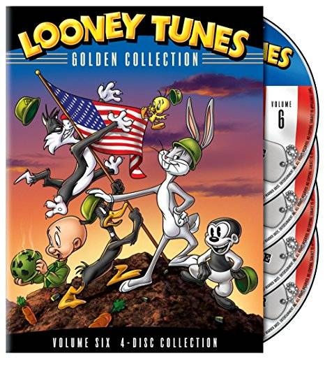 Looney Tunes: Golden Collection. Volume Six (1940-1959)