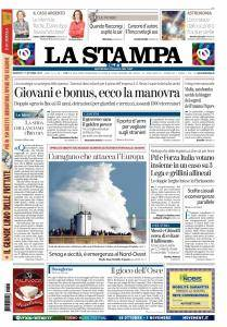 La Stampa Imperia e Sanremo - 17 Ottobre 2017