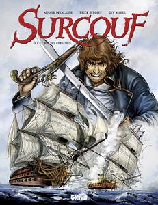 Surcouf - Tome 3 - Le roi des corsaires