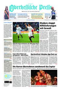 Oberhessische Presse Hinterland - 25. Februar 2019