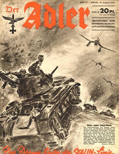 Der Adler № 17 1941