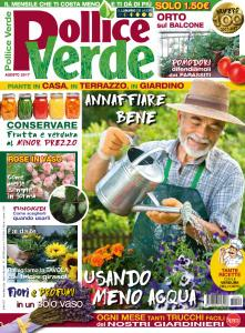 Pollice Verde N.100 - Agosto 2017