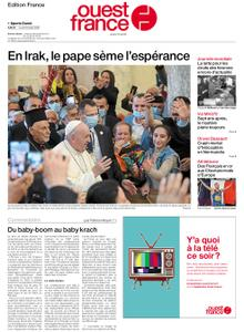 Ouest-France Édition France – 08 mars 2021