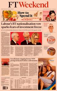 Financial Times UK – 16 November 2019