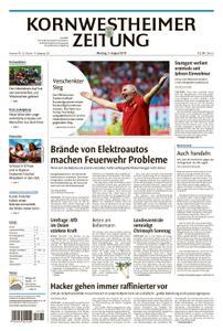 Kornwestheimer Zeitung - 05. August 2019