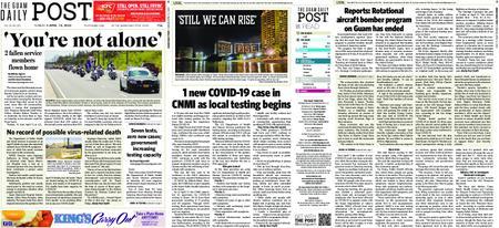 The Guam Daily Post – April 19, 2020
