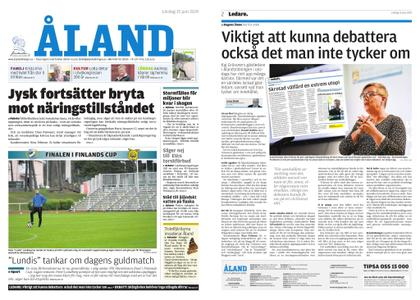 Ålandstidningen – 15 juni 2019