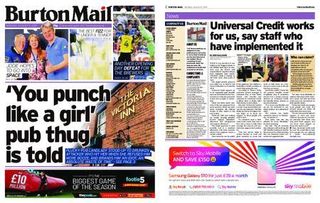 Burton Mail – August 05, 2019
