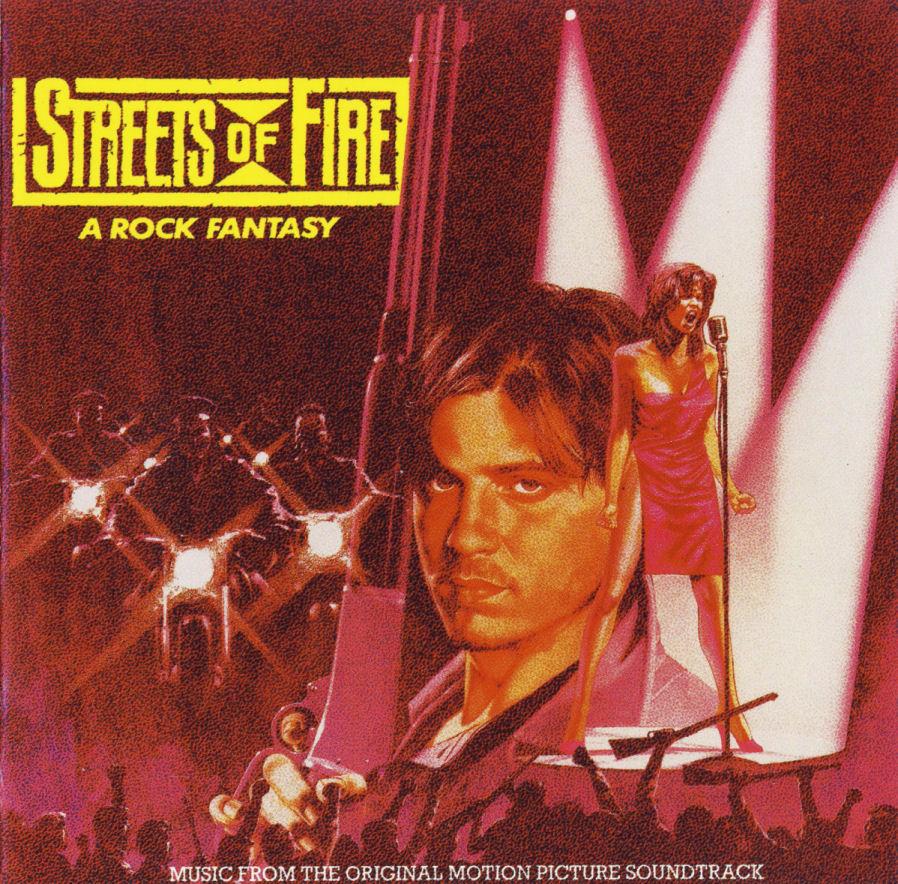 VA – Streets Of Fire (OST) (1984)