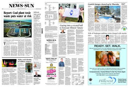 Lake County News-Sun – November 29, 2018