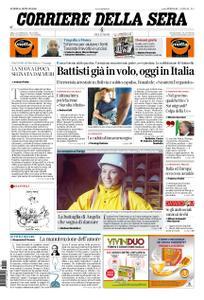 Corriere della Sera – 14 gennaio 2019