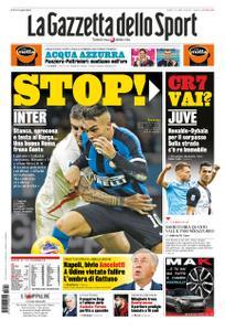 La Gazzetta dello Sport Roma – 07 dicembre 2019