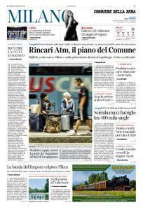 Corriere della Sera Milano - 20 Agosto 2018