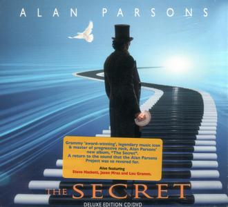 Alan Parsons - The Secret (2019) {Deluxe Edition CD/DVD}