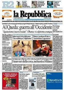La Repubblica (29-12-09)