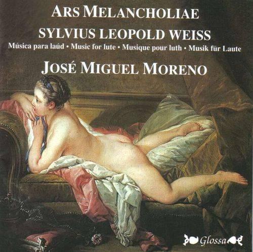 José Miguel Moreno - Weiss: Ars Melancholiae (1994)