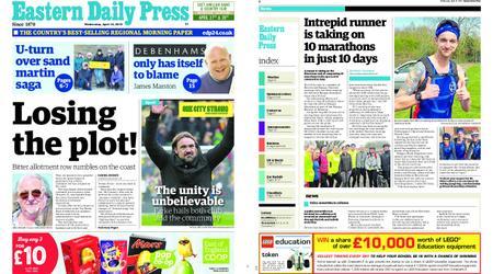 Eastern Daily Press – April 10, 2019