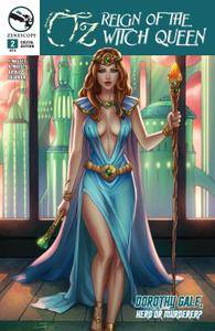 Grimm Fairy Tales Presents Oz Reign Of The Witch Queen 0022015 Digital