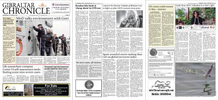 Gibraltar Chronicle – 10 March 2021