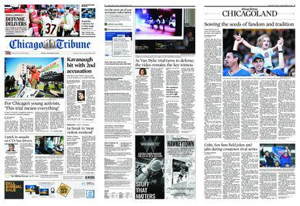 Chicago Tribune – September 24, 2018