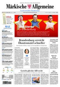 Märkische Allgemeine Luckenwalder Rundschau - 27. Februar 2019