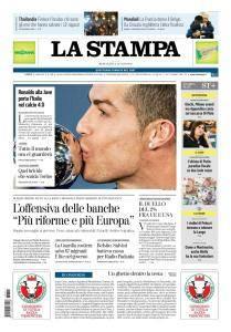 La Stampa Torino Provincia e Canavese - 11 Luglio 2018
