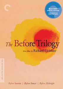 The Before Trilogy (1995-2013) [Criterion Collection]