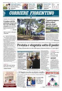 Corriere Fiorentino La Toscana – 25 settembre 2018