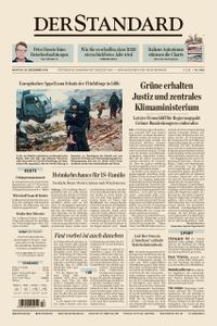 Der Standard – 30. Dezember 2019