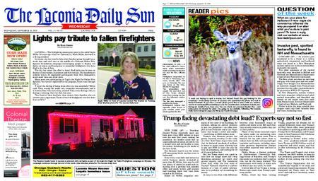The Laconia Daily Sun – September 30, 2020