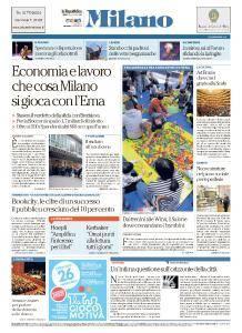 la Repubblica Milano - 20 Novembre 2017