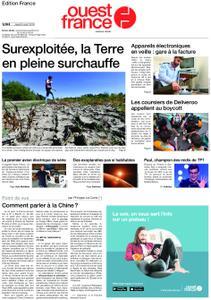 Ouest-France Édition France – 08 août 2019