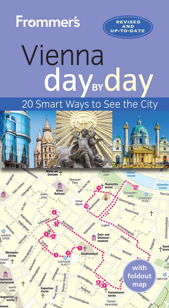 Frommer's Vienna day by day, 3 edition (repost)