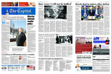 The Capital – January 16, 2019