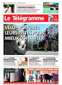 Le Télégramme Landerneau - Lesneven – 01 octobre 2020