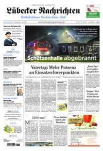 Lübecker Nachrichten Ostholstein Süd - 05. Mai 2018