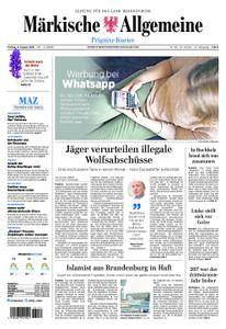Märkische Allgemeine Prignitz Kurier - 03. August 2018