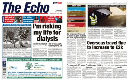 Evening Echo – February 11, 2021