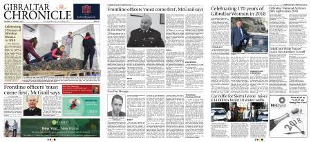Gibraltar Chronicle – 02 January 2018