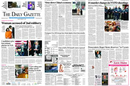 The Daily Gazette – February 11, 2020