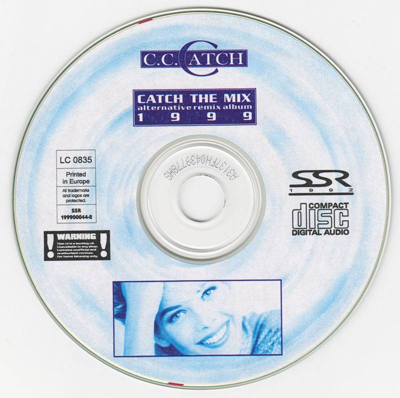 C.C. Catch - Catch The Mix (1999)